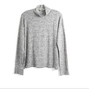 Everly Anthropologie soft knit cozy loose fit top